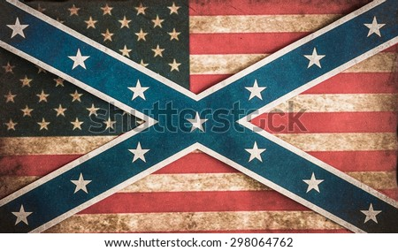 confederate american flag concept grunge fade stock photo edit now