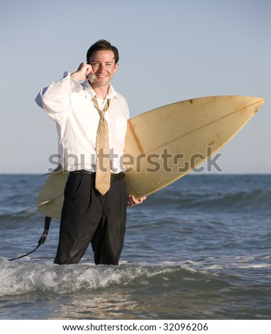 Conference Call - stock photo