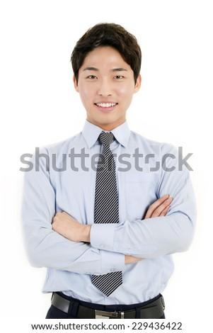 Confidence - stock photo