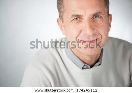 Confident businessman portrait - stock photo