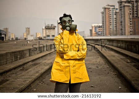 Confused? - stock photo