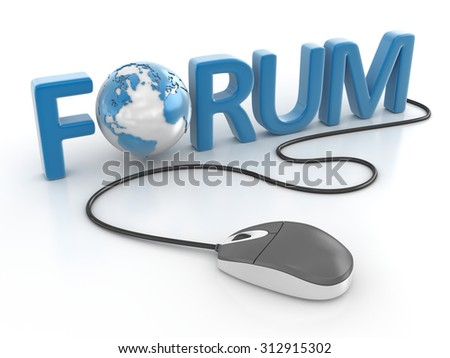 Connect to forum , This is a computer generated and 3d rendered image.