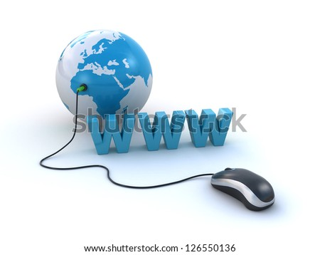 connected to the world