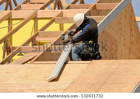 Roof Fascia Board Stock Photos Images Amp Pictures