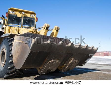 construction equipment - stock photo