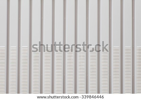 Construction site metal plate texture and seamless background - stock photo