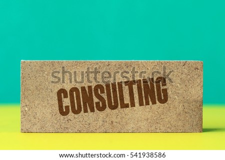 Consulting, Business Concept