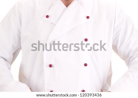 Cook - stock photo