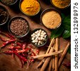 Cooking ingredients,spice - stock