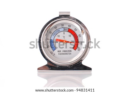 Cooking Thermometer - stock photo