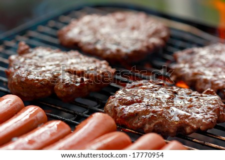 Cookout - stock photo