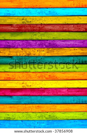 Cool Bright Wood Planks