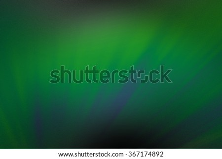 Cool colors used to create abstract background - stock photo