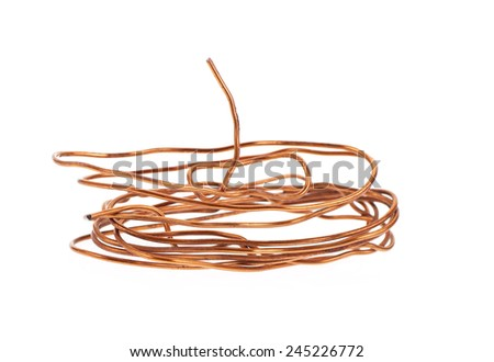 copper wires stock photos - photo #49