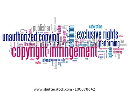 the issue of copyright infringement on the internet The georgia based company which services 35 million internet subscribers, 1 was on the receiving end of a federal judge's november 19, 2015 decision that because of its business practices, it was not eligible for immunity from copyright infringement committed by their subscribers, or what is generally referred to as safe harbor 2.