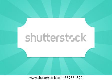 Copyspace Frame Background - stock photo