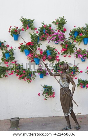 Cordoba, Spain - stock photo