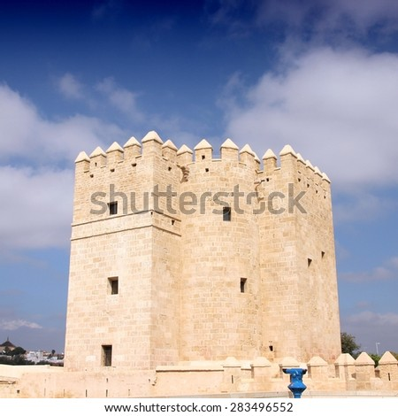 Cordoba, Spain - Calahorra tower