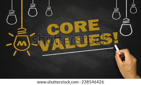 describe the core values and competencies Twelve core functions of the  resolve his or her problem and/or modify attitudes and values the counselor must be able to  rely on and describe a past.