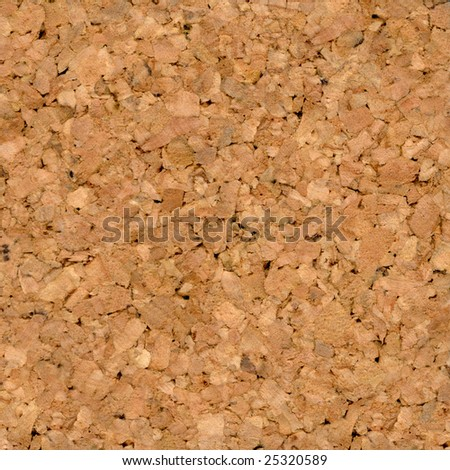 Cork background or texture. - stock photo