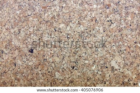 Cork board for background - stock photo