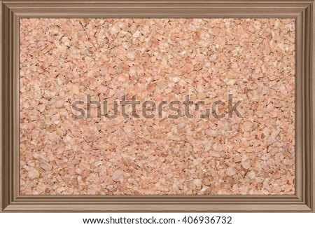 cork bulletin board in a wooden frame, isolated. cork bulletin board. cork bulletin board. cork bulletin board. cork bulletin board. cork bulletin board. cork bulletin board. cork bulletin board. - stock photo