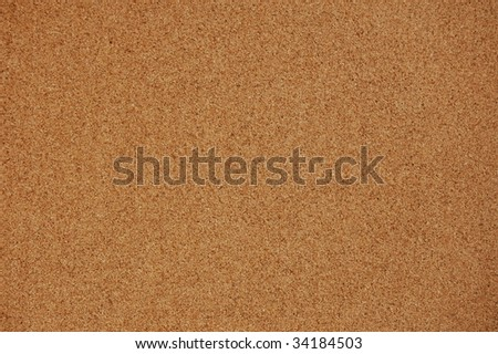 cork pattern with copyspace from an office pin board