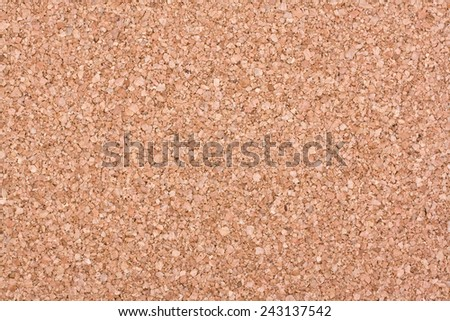 Cork seamless brown texture background.