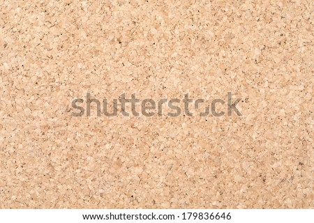 Cork texture background, close up. - stock photo