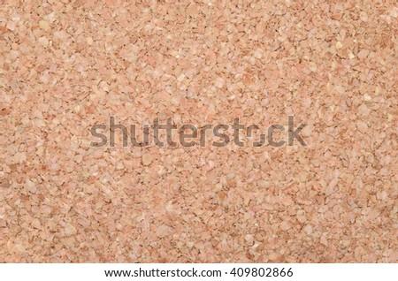cork texture - closeup - stock photo