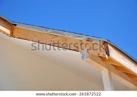Soffit Stock Images Royalty Free Images Amp Vectors