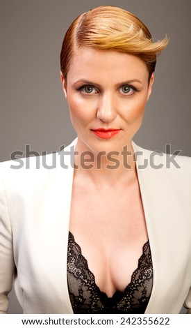 Corporate Hair - stock photo
