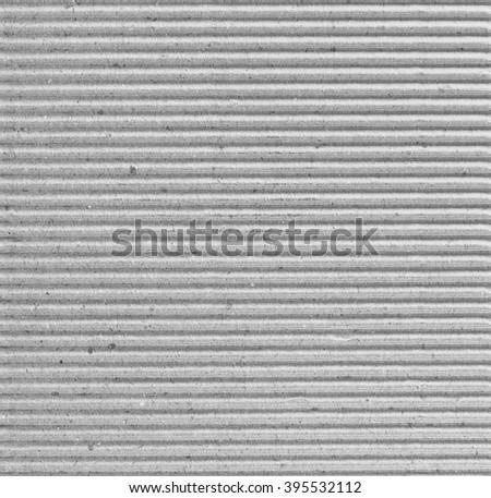 Corrugated cardboard texture background  - stock photo