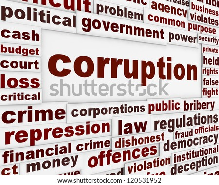 """the problem of debt being influenced by political corruption in africa Bad governance and corruption in africa: symptoms of leadership and institutional failure africa""""s economic, political."""