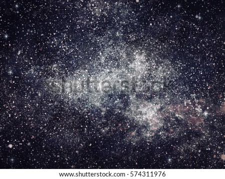 Cosmos universe background
