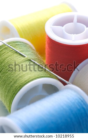 Cotton Craft - stock photo