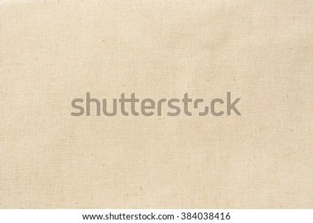 Cotton fabric texture - stock photo