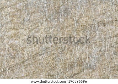 cotton fabric texture background of brown textile, cloth of thread fibre  - stock photo