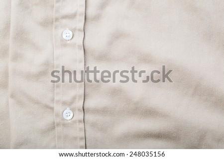 cotton textile texture or background - stock photo