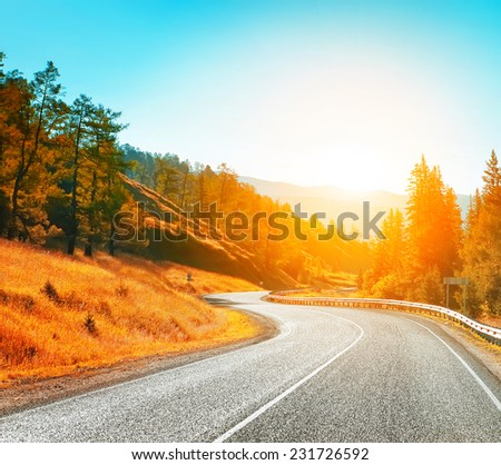 country highway
