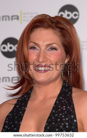 Country star JO DEE MESSINA at the Radio Music Awards at the Aladdin Hotel & Casino, Las Vegas. 04NOV2000.   Paul Smith / Featureflash