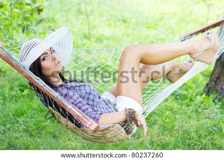 country-style holidays - stock photo