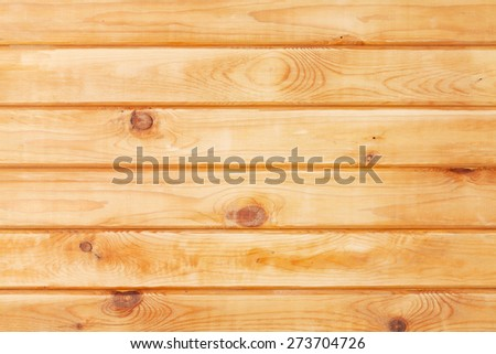 Country wood horizontal texture background - stock photo