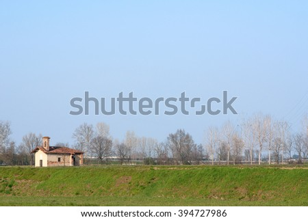countryside italy