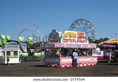 County Fair - stock photo