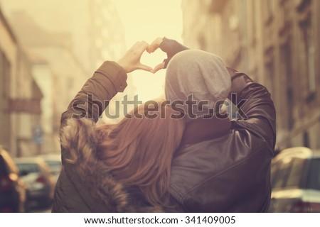 Couple Love Stock Photo 341409005 - Shutterstock