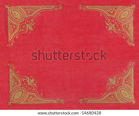 Cover background - stock photo