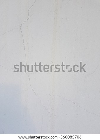 Crack cement wall texture used for background