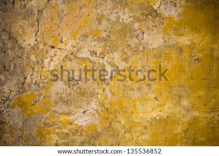 cracked concrete vintage wall background,old wall