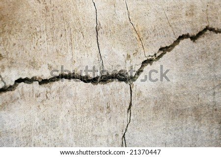 cracked grunge texture for background